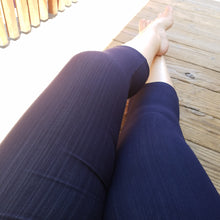 Jegging Capri - Navy