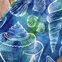 Seashells by the Seashore - Yoga Waist Leggings