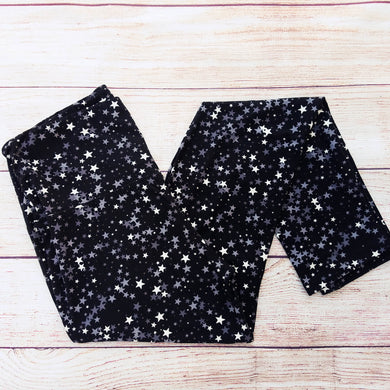 Stars - Yoga Waist Leggings