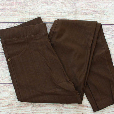 Jeggings - Brown