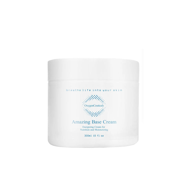 韓國OxygenCeuticals Amazing Base Cream保濕霜 300ml