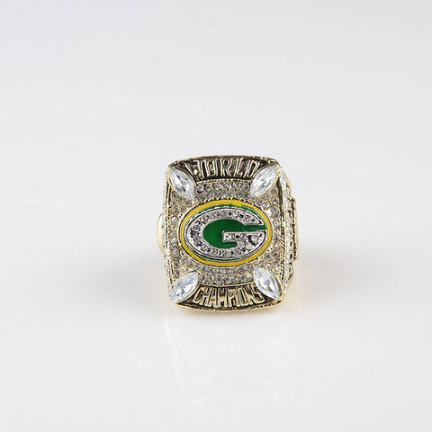 2010 GREEN BAY PACKERS RING