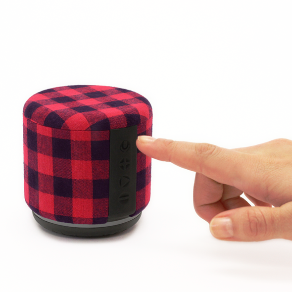 Riff Smart Speaker - Jack Plaid