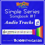 Simple Series 1 Audio Accompaniment Tracks Mp3s - Boomwhackers