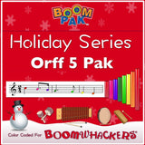 Holiday Series - Orff 5 Pak - Christmas - Boomwhackers