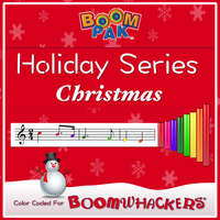 Holiday Series - Christmas Boomwhackers Music Education Resource