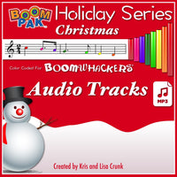 Holiday Series Christmas - Audio Tracks mp3s - Boomwhackers