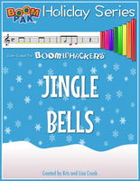 Holiday Series Singles - Jingle Bells - Boomwhackers