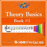 Theory Basics - Book #1 - Boomwhackers