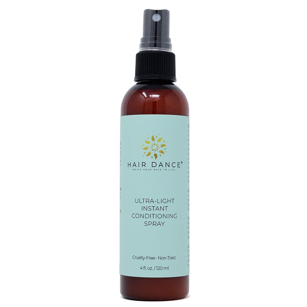 Ultra-Light Instant Conditioning Spray - Lemongrass-Scented  (4 oz or 8 oz)