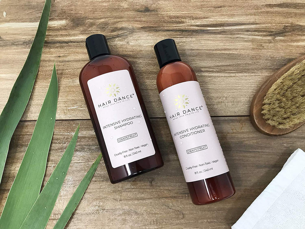 Intensive Hydrating Shampoo & Conditioner Set