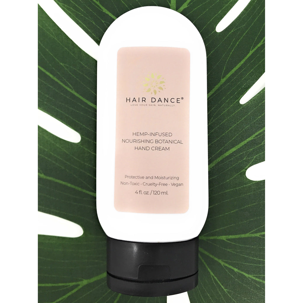 Nourishing Botanical Hand Cream with AHA and Hemp Oil
