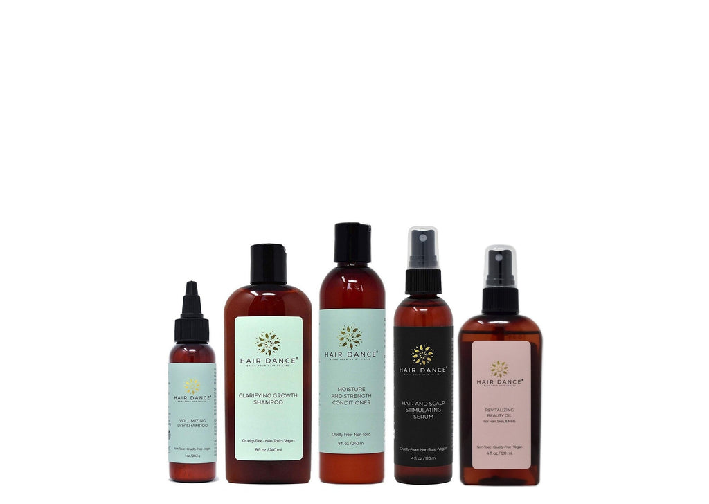 Healthy Scalp & Hair Treatment Set