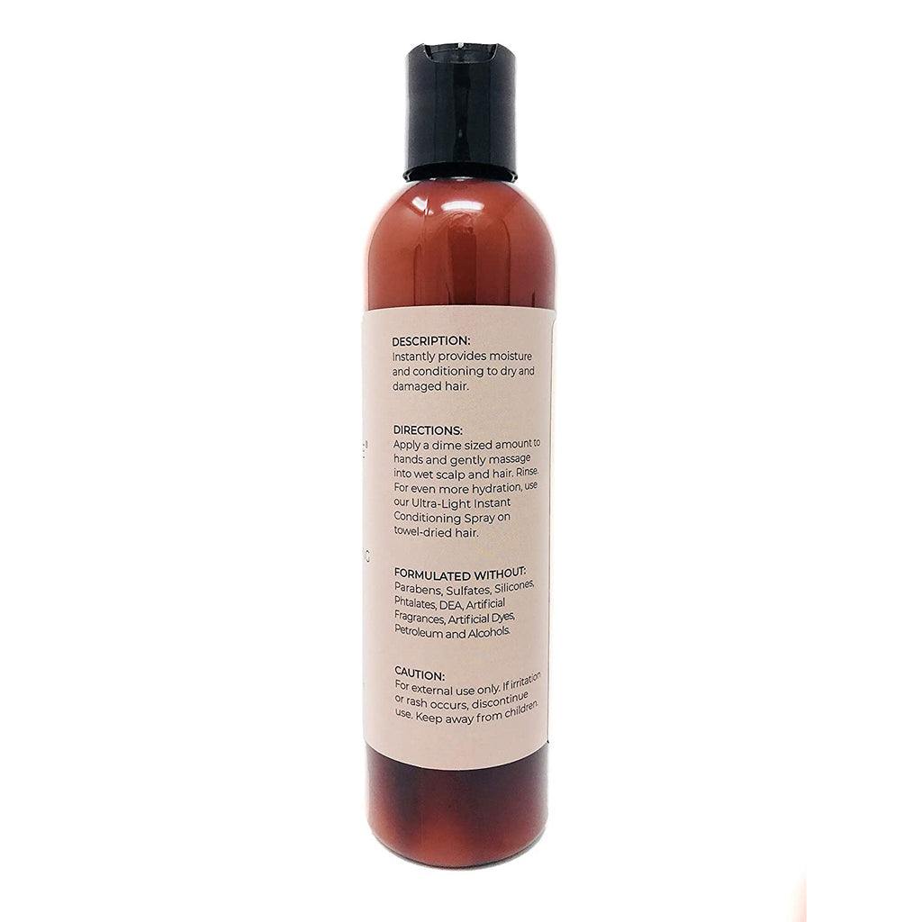 Intensive Moisturizing Hair Set for Repair and Growth Support