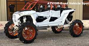 ATV/Off-Road Vehicle Spot 10x10 Feet