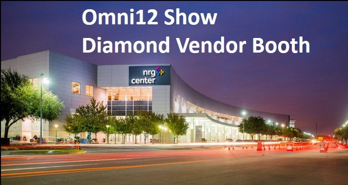 Diamond Vendor Booth 30x20 Feet