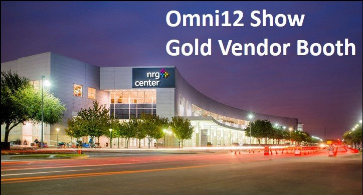 Gold Vendor Booth 10x10 Feet