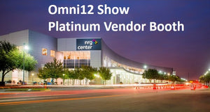 Platinum Vendor Booth 20x10 Feet