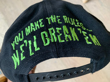 1998 WWF D-Generation X Black Hat