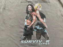 2001 WWF Survivor Series Shirt Featuring Lita And Torrie Wilson - XXL