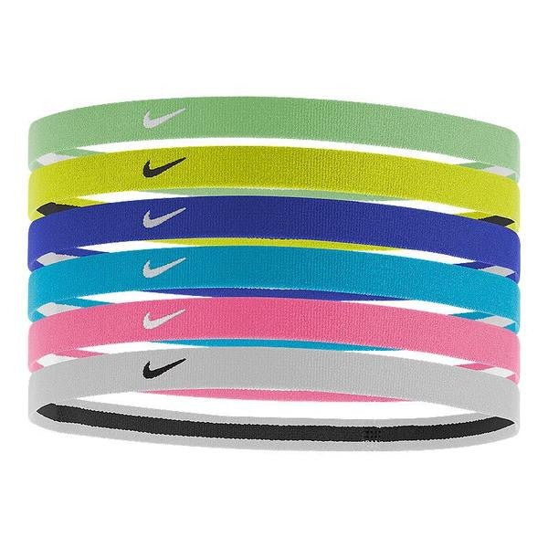 Nike Men's Swoosh Sport Headband 2.0 - 6-Pack