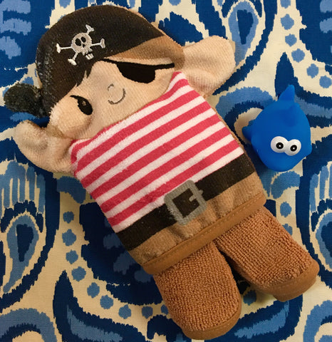 Pirate 3 Piece Bath Gift Set