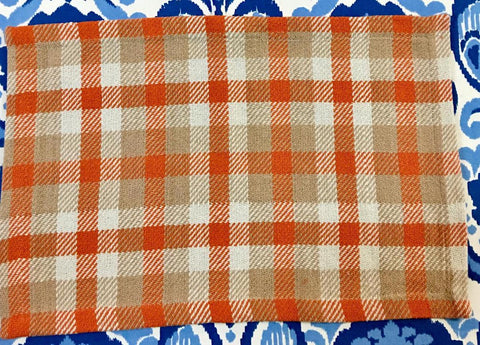 Dunmore Plaid Placemat