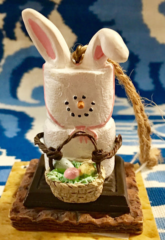 Original S'mores Easter Bunny Ornament
