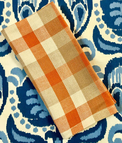 Dunmore Plaid Napkin