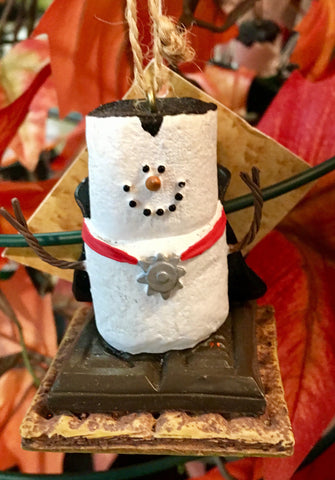 Original S'mores Vampire Ornament