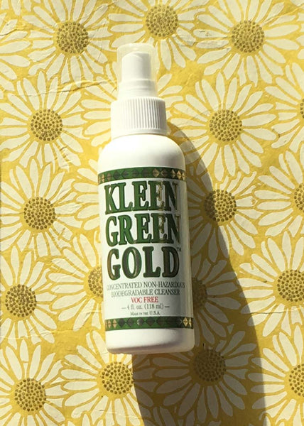Review of Kleen Green Gold