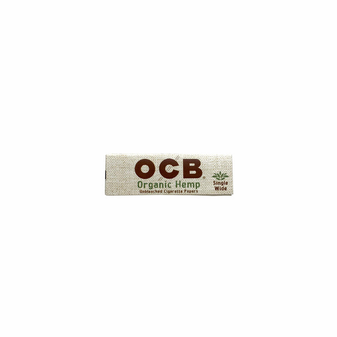 OCB Organic Hemp Rolling Papers