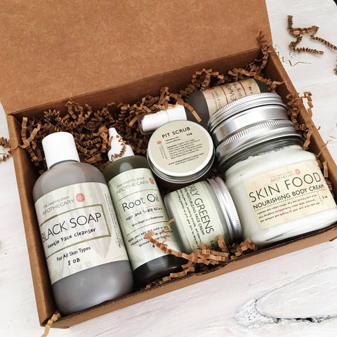 Spa Essentials Gift Box