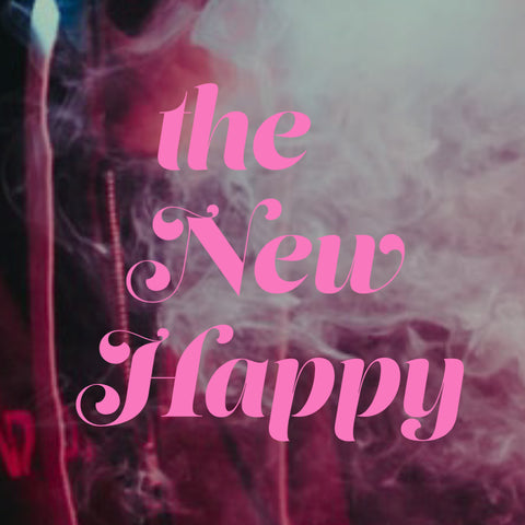 the new happy playlist cover
