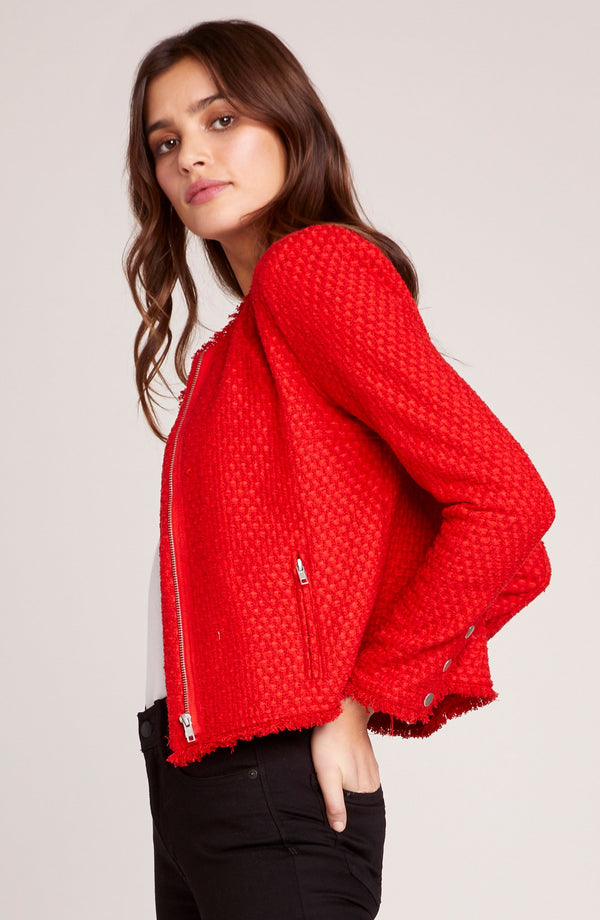 Berry Red Blazer