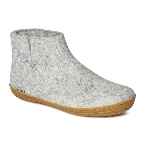 Treat Your Feet - glerups wool booties are a hut trip essential
