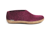 Glerups Shoe Cranberry