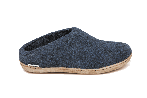 Glerups Slip-on Denim