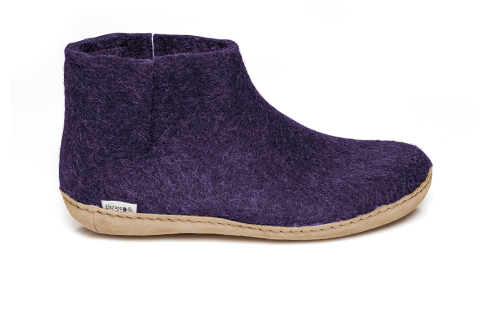 Glerups Boot Purple
