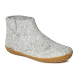 Glerups Gum Rubber Sole Grey Boot