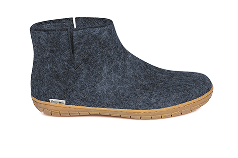 Glerups Boot Denim Rubber