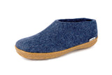 Glerups Shoe Denim Rubber