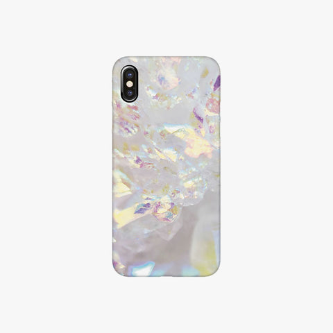 Angel Aura Crystal Phone Case