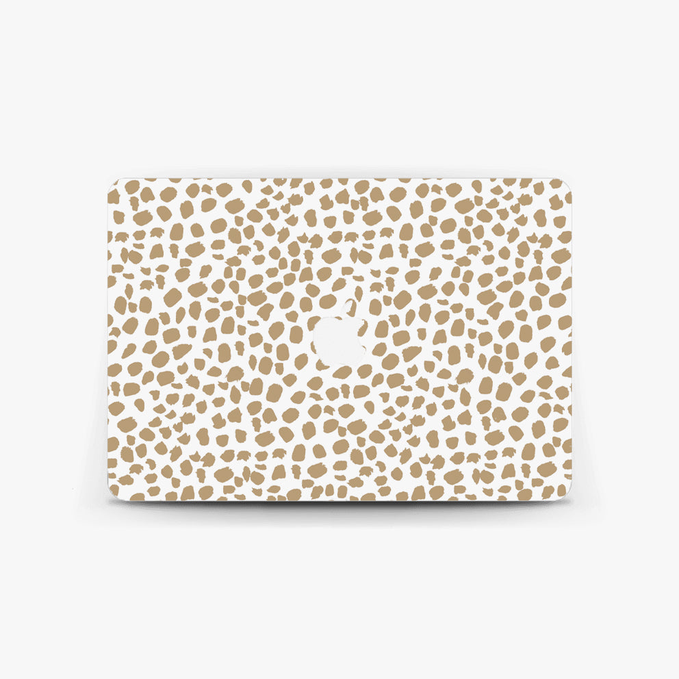 Autumn Dot Macbook Skin