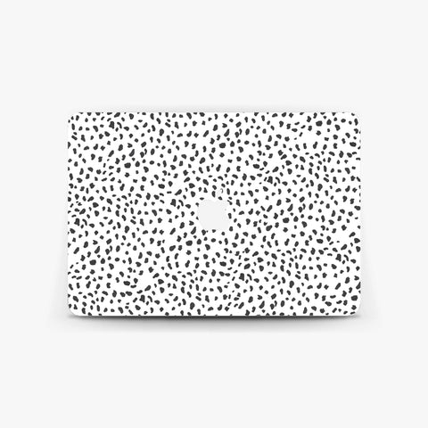 Dalmatian Macbook Skin