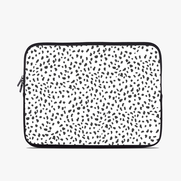 Dalmatian Neoprene Laptop Case