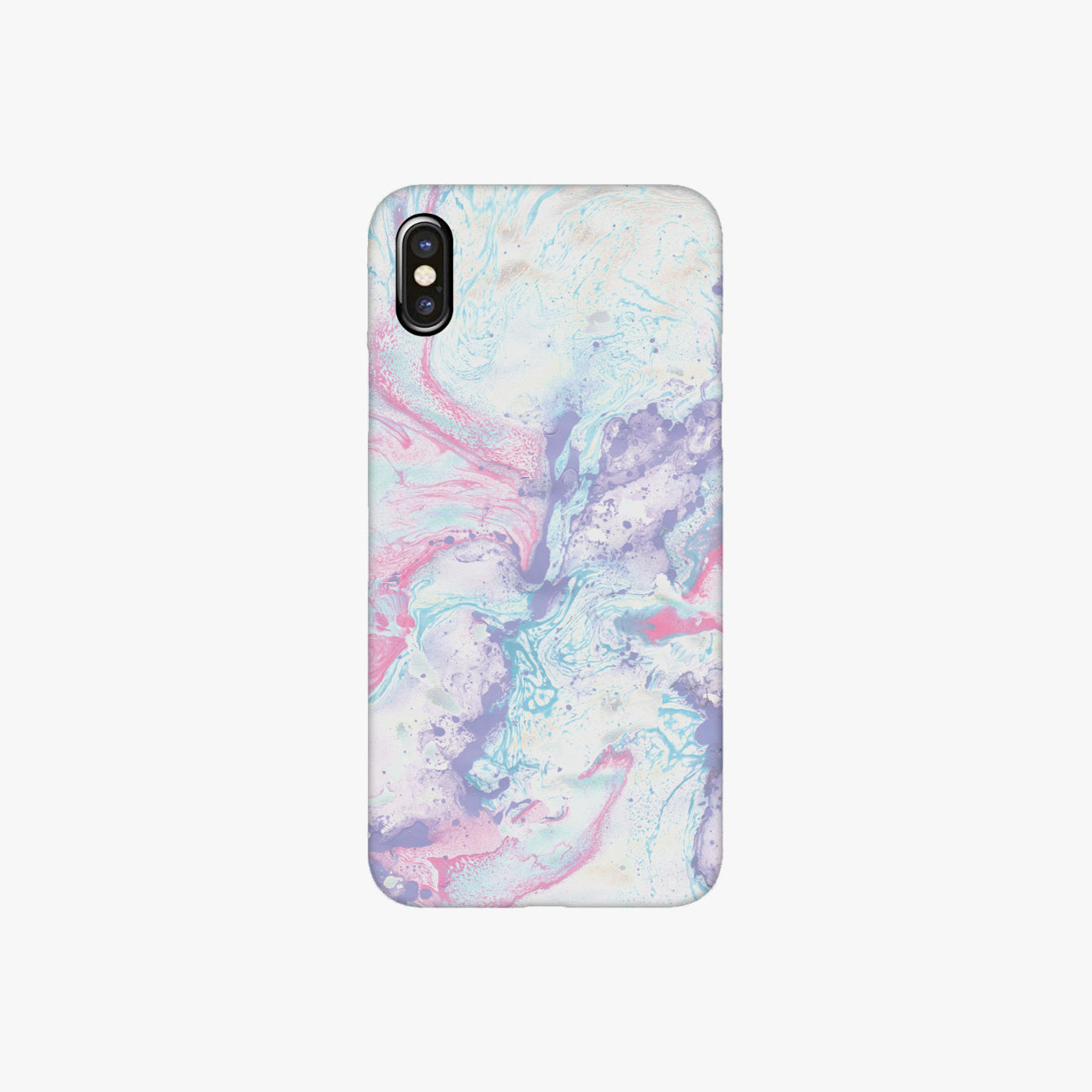 Unicorn Marble Phone Case