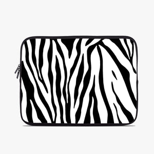 Zebra Neoprene Laptop Case