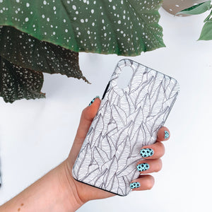Botanical Leaf Deluxe Tough Phone Case
