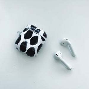 Monochrome Spot AirPod Case